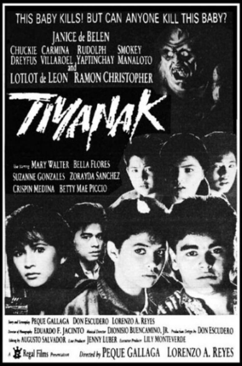 Tiyanak Poster