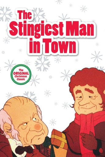 The Stingiest Man in Town Poster