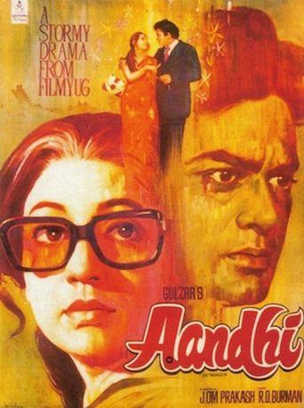 Aandhi Poster