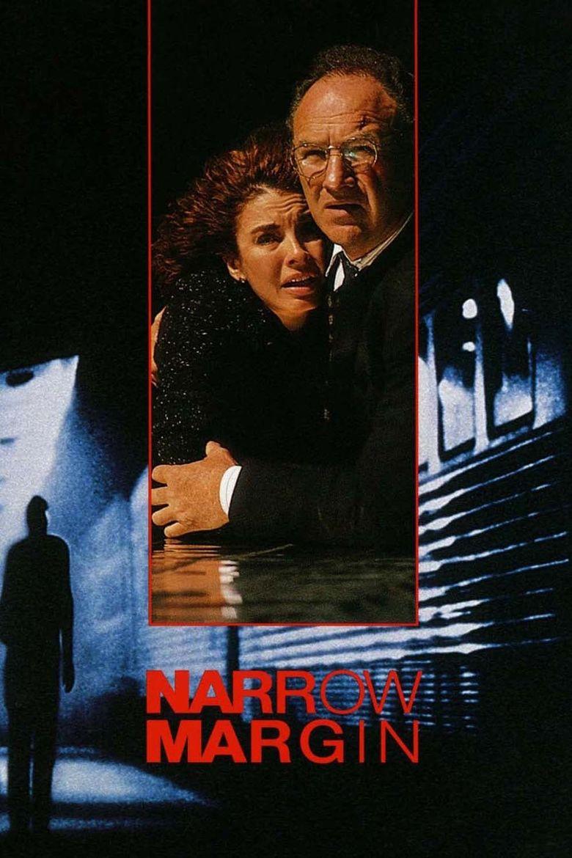 Narrow Margin Poster