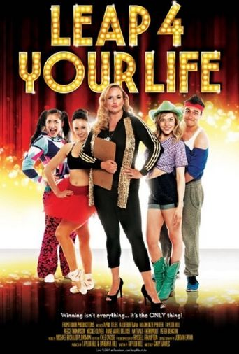 Leap 4 Your Life Poster