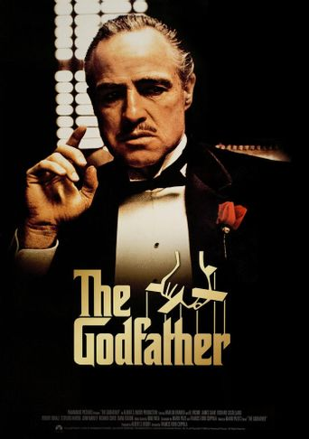 The Godfather Pos