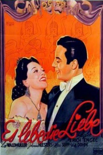 Es lebe die Liebe Poster