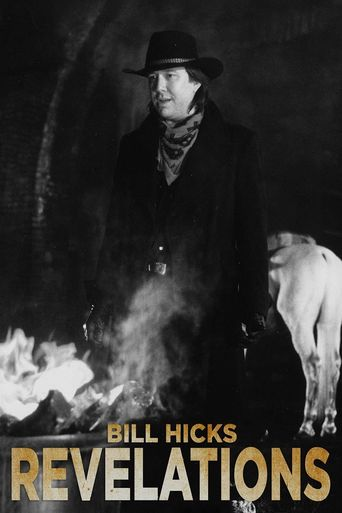 Bill Hicks: Revelations Poster