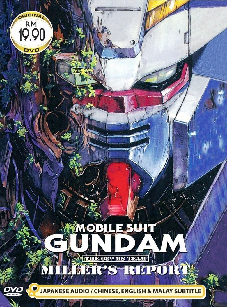 Mobile Suit Gundam: The 08th MS Team - Miller's Report Poster