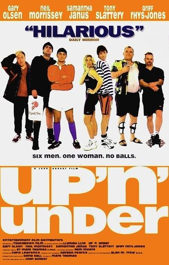 Up 'n' Under Poster