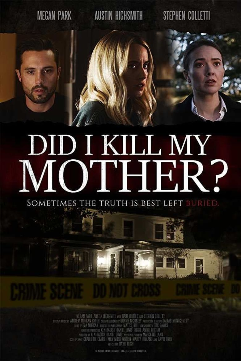 Did I Kill My Mother? Poster