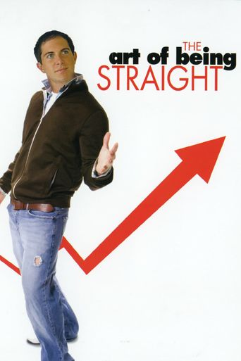 The Art of Being Straight Poster