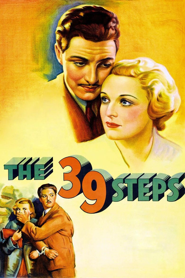 Watch The 39 Steps