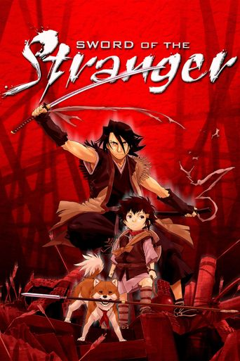 Sword of the Stranger Poster