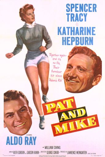 Pat and Mike Poster