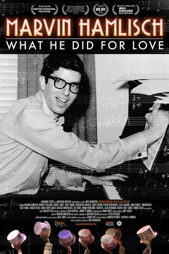 Marvin Hamlisch: What He Did For Love Poster