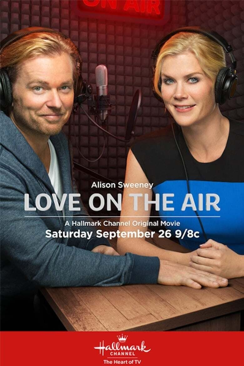 Love on the Air Poster