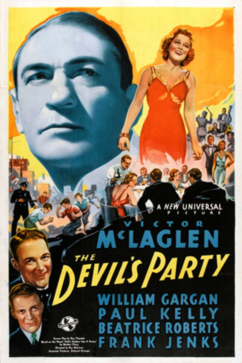 The Devil's Party Poster