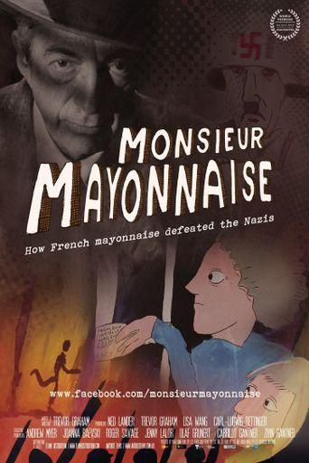 Monsieur Mayonnaise Poster