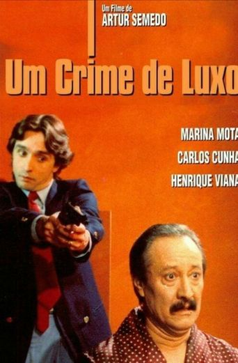 A Luxury Crime Poster