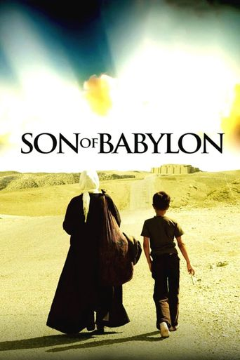 Son of Babylon Poster