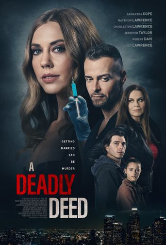A Deadly Deed Poster