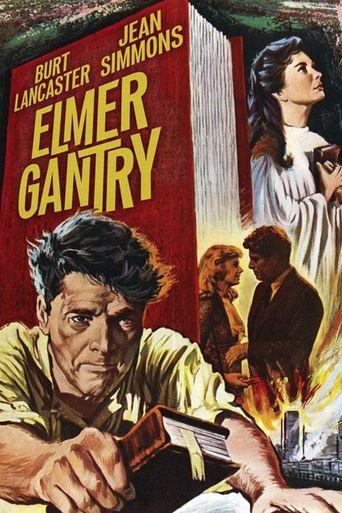 Elmer Gantry Poster