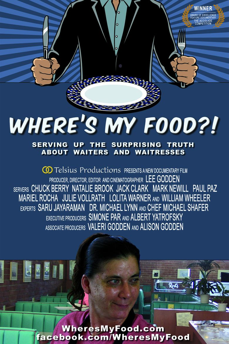 Where's My Food?! Poster