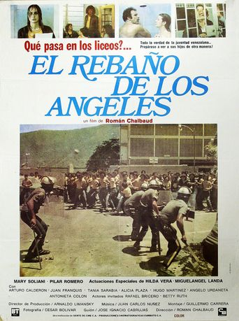 The Flock of Angels Poster