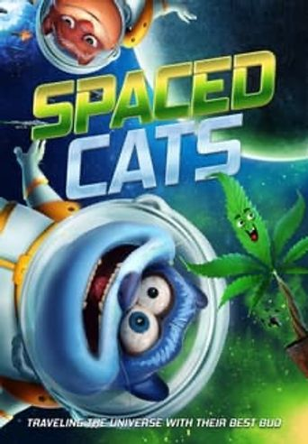 Spaced Cats Poster