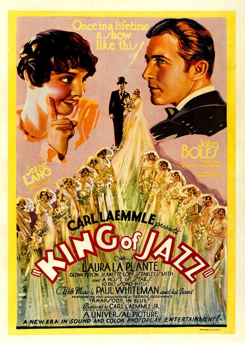 King of Jazz Poster