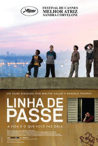 Linha de Passe Poster