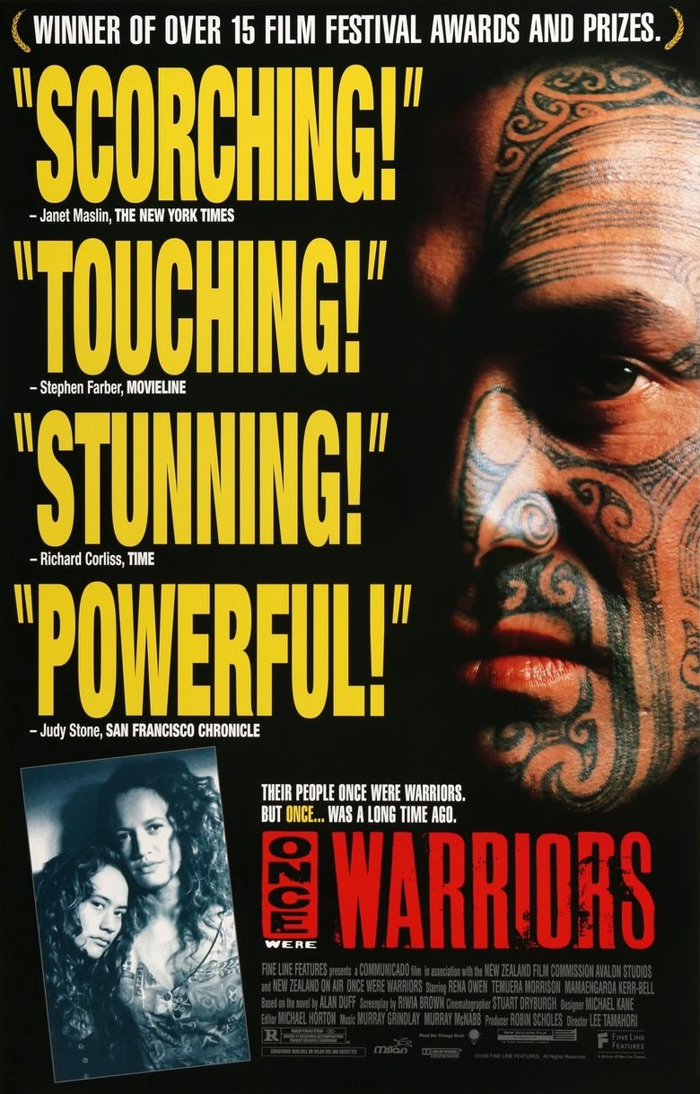 Watch Once Were Warriors