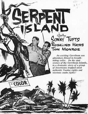 Serpent Island Poster