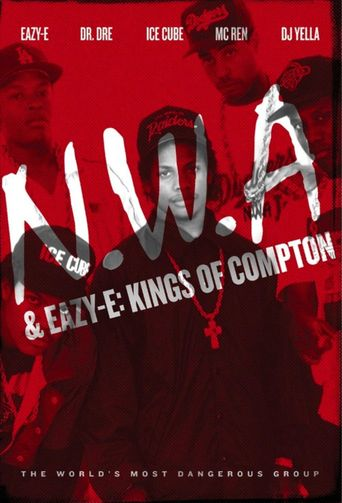 NWA & Eazy-E: The Kings of Compton Poster