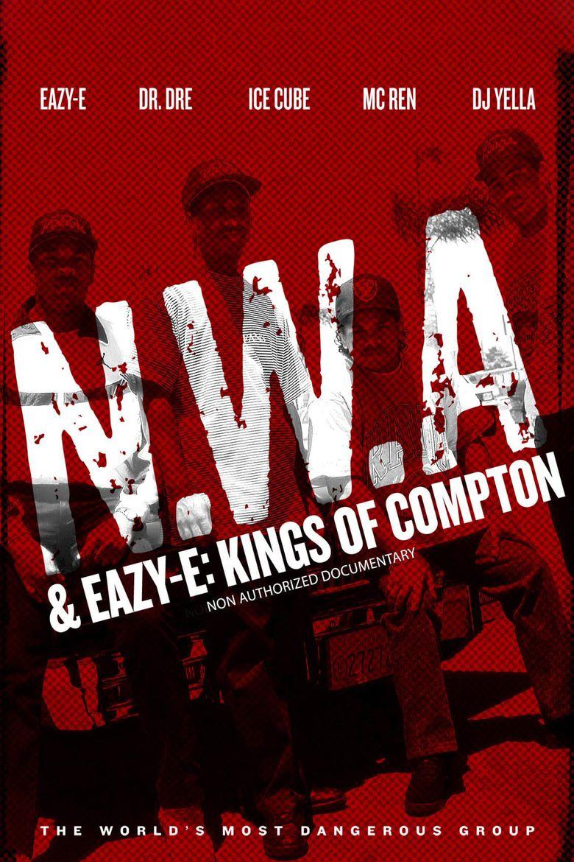 NWA & Eazy-E: The Kings of Compton Poster