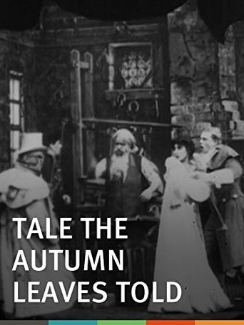 Tale the Autumn Leaves Told Poster