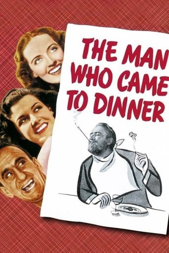 Watch The Man Who Came to Dinner