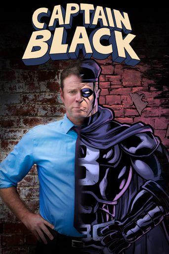 Captain Black Poster