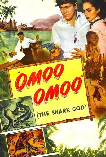 Omoo-Omoo the Shark God Poster