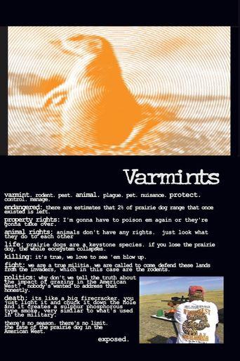 Varmints Poster
