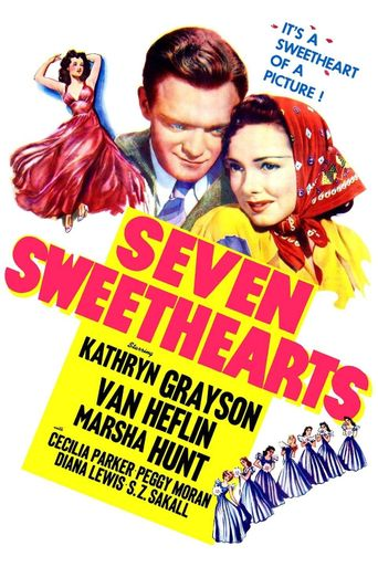 Seven Sweethearts Poster