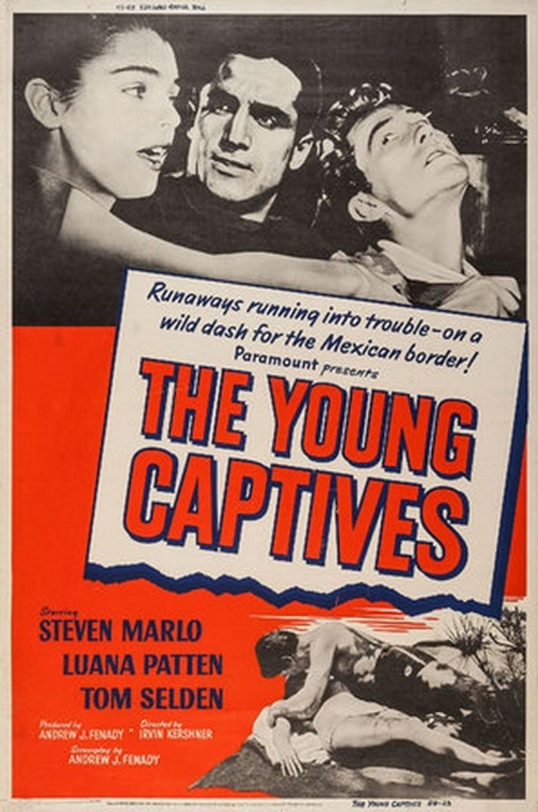 The Young Captives Poster