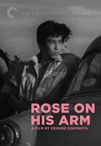The Rose on His Arm Poster