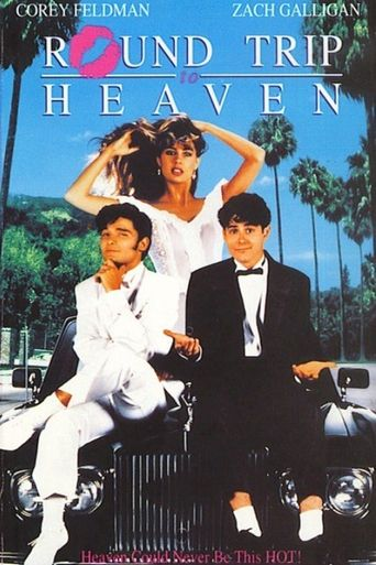 Round Trip to Heaven Poster