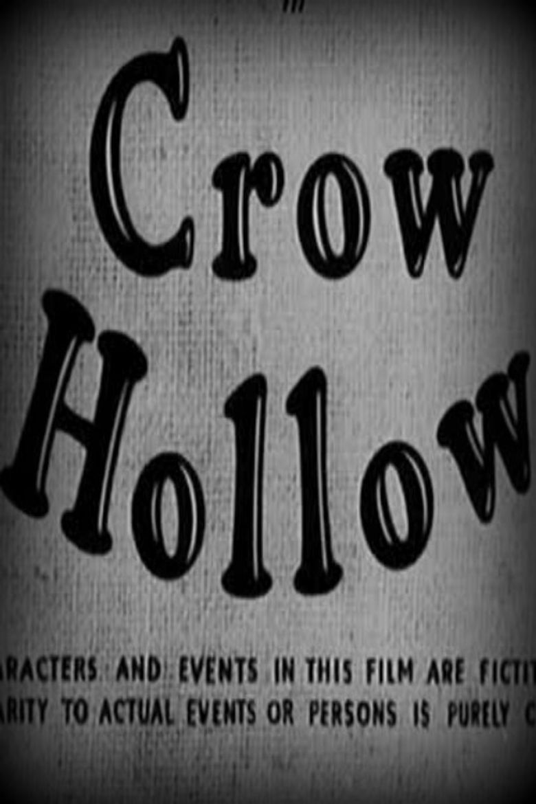 Crow Hollow Poster