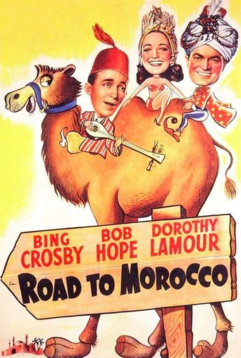 Watch Road to Morocco