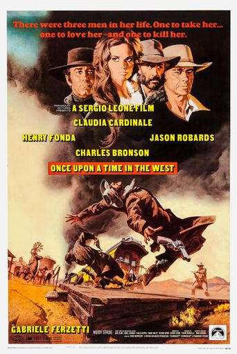 Watch Once Upon a Time in the West