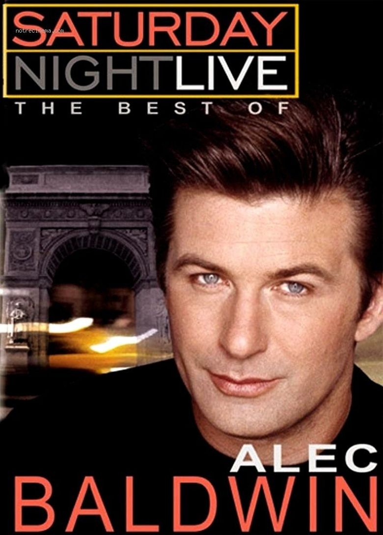 Saturday Night Live: The Best of Alec Baldwin Poster
