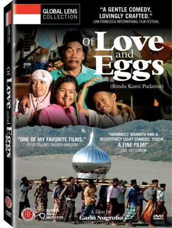 Of Love and Eggs Poster