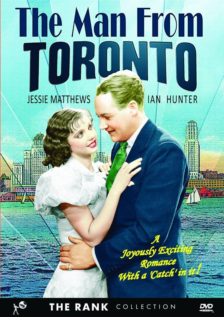 The Man from Toronto Poster