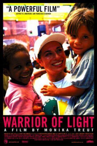 Warrior of Light Poster