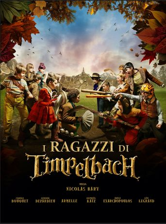 Trouble at Timpetill Poster