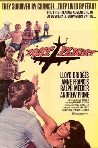 Lost Flight Poster